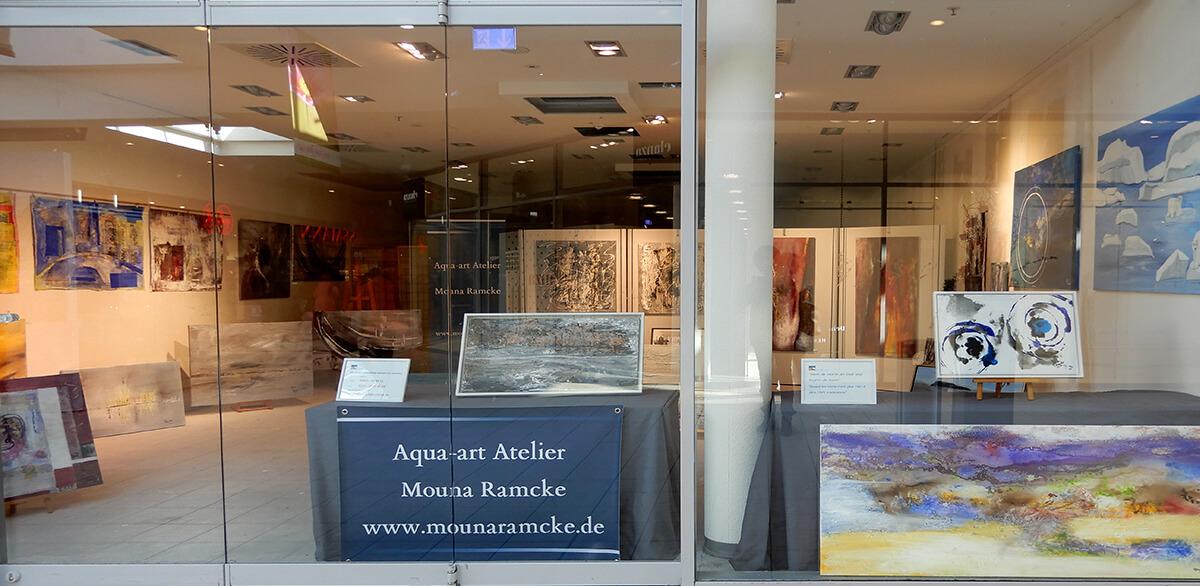 Aqua-art Atelier Mouna Ramcke